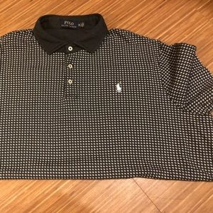 Polo Ralph Lauren Grey Heathered Size XL Polo